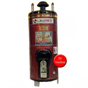 LEE MAX -20 Gallon Geyser 14x12