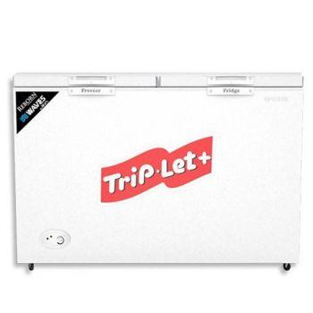 Waves -WDFT-318 Triplet Deep Freezer 18 CFT