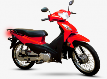 Super Power 70CC Scooty With Registration